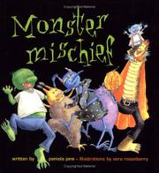 MONSTER MISCHIEF by Pamela Jane