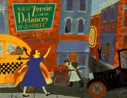Book Cover for WHAT ZEESIE SAW ON DELANCEY STREET
