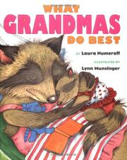 Cover art for WHAT GRANDMAS DO BEST/WHAT GRANDPAS DO BEST