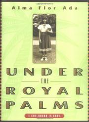 Cover art for UNDER THE ROYAL PALMS
