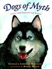 Cover art for DOGS OF MYTH