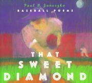 Book Cover for THAT SWEET DIAMOND