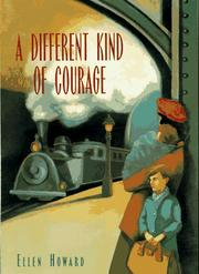 Cover art for A DIFFERENT KIND OF COURAGE