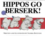 Cover art for HIPPOS GO BERSERK!
