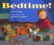 Cover art for BEDTIME!