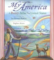 MY AMERICA by Lee Bennett Hopkins