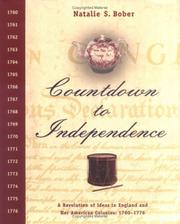 COUNTDOWN TO INDEPENDENCE by Natalie S. Bober