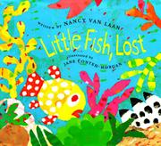 Cover art for LITTLE FISH, LOST