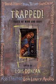 Cover art for TRAPPED!