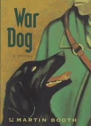 Cover art for WAR DOG