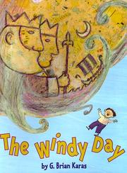 THE WINDY DAY by G. Brian Karas