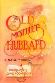 Cover art for OLD MOTHER HUBBARD