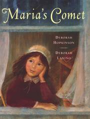 Book Cover for MARIA'S COMET