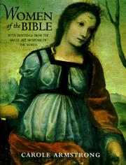 WOMEN OF THE BIBLE by Carole Armstrong