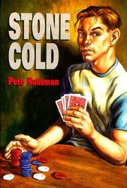 STONE COLD by Pete Hautman