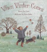 Cover art for WHEN WINTER COMES