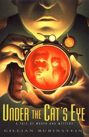 Cover art for UNDER THE CAT'S EYE
