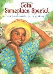 Cover art for GOIN' SOMEPLACE SPECIAL