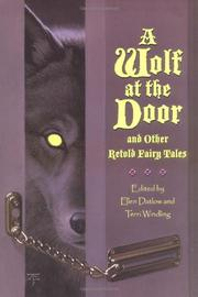 Cover art for A WOLF AT THE DOOR