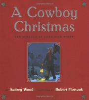 Cover art for A COWBOY CHRISTMAS