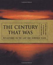 THE CENTURY THAT WAS by James Cross Giblin
