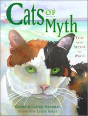 CATS OF MYTH by Gerald Hausman