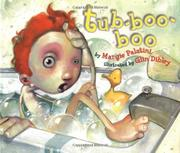 TUB-BOO-BOO by Margie Palatini