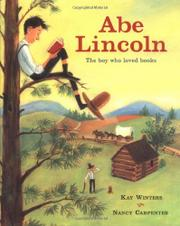 Book Cover for ABE LINCOLN