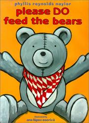 Cover art for PLEASE DO FEED THE BEARS