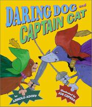 DARING DOG AND CAPTAIN CAT by Arnold Adoff