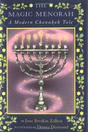 Book Cover for THE MAGIC MENORAH