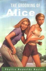 Cover art for THE GROOMING OF ALICE
