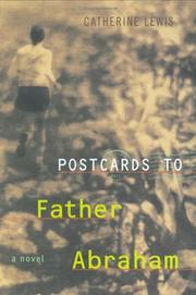 Cover art for POSTCARDS TO FATHER ABRAHAM