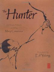 THE HUNTER by Mary Casanova