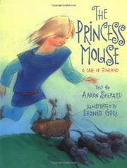 Cover art for THE PRINCESS MOUSE