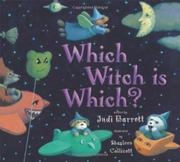 WHICH WITCH IS WHICH? by Judi Barrett