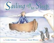 SAILING OFF TO SLEEP by Linda Ashman