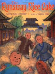 Cover art for THE RUNAWAY RICE CAKE