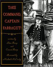 Cover art for TAKE COMMAND, CAPTAIN FARRAGUT!
