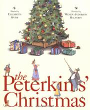 THE PETERKINS' CHRISTMAS by Lucretia Hale