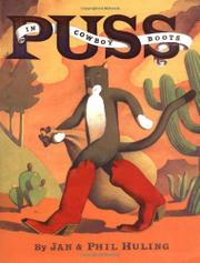 PUSS IN COWBOY BOOTS by Jan Huling
