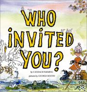 Book Cover for WHO INVITED YOU?