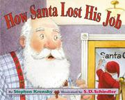Book Cover for HOW SANTA LOST HIS JOB