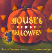 Book Cover for MOUSE'S FIRST HALLOWEEN