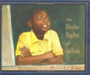 THIS LITTLE LIGHT OF MINE by E.B. Lewis