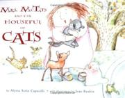 Cover art for MRS. MCTATS AND HER HOUSEFUL OF CATS