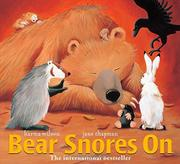 Cover art for BEAR SNORES ON