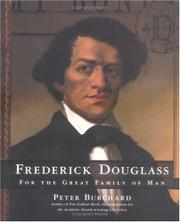 FREDERICK DOUGLASS by Peter Burchard