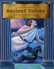 Cover art for ANCIENT VOICES