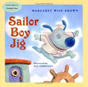 SAILOR BOY JIG by Margaret Wise Brown